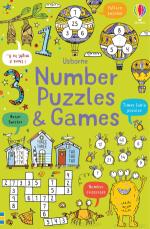 Usborne Number Puzzles & Games