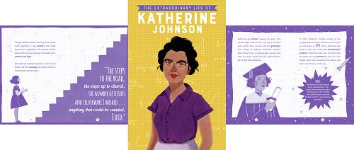 Extraordinary Lives Katherine Johnson by Kane Miller - Usborne Books & More