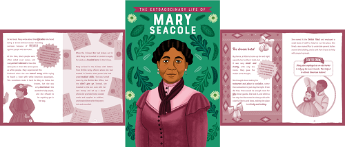 Extraordinary Lives Mary Seacole by Kane Miller - Usborne Books & More